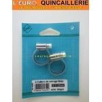 Collier de serrage 12 à 22 mm