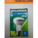 Ampoule spot  E27 R63 40w Sylvania