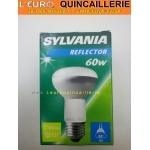 Ampoule spot  E27 R63 42w/55w Sylvania