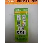 Ampoule Halogène tube économique 120W=150W HET-E27