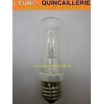 Ampoule Halogène tube E27 économique 120W=150W