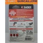 Colle Contact Néoprene Gél Sader tube 55ml mode demploi