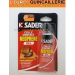 Colle contact Néoprene Gel SADER tube 55ml