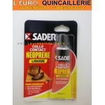 Colle Néoprene Liquide contact Sader tube 55ml