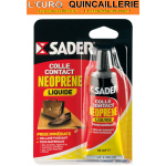 Colle contact Néoprène Liquide Sader tube 55ml