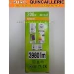 Ampoule Halogène tube économique 200W=250W HE - E27