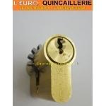 Cylindre 14 dents Européen Laperche 30x30 à roue dentée
