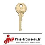 La clé PASS PTT moins cher PASS-TROUSSEAU 1