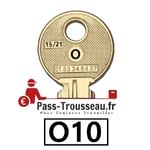 10 Clés O pass ptt O10
