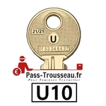 La clé U10 pass ptt 21sur21