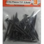 23 VIS PLACCO TETE FRAISEE 3.5x45mm