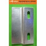 2 SUPPORTS D'ELEMENTS 75x45mm (2)