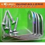 4 EQUERRES DE CHAISE 24mm (2)