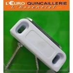 Loqueteau magnétique blanc 3kg