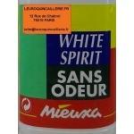White Spirit sans odeur