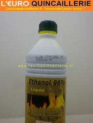 ETHANOL ETHYLIQUE 96 DENATURE