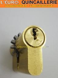 Cylindre européen Laperche à roue crantée