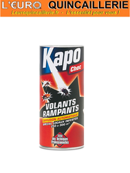 KAPO CHOC  valants rampants tous insects 400ml