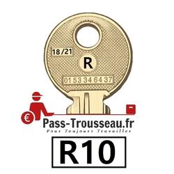 La clé R10pass ptt 18sur21
