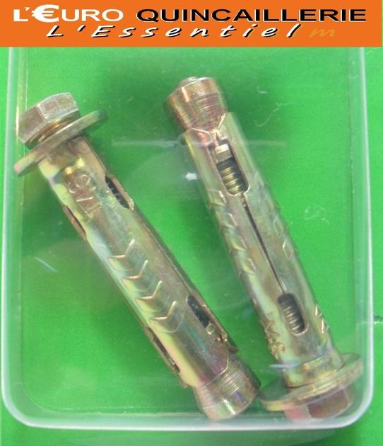 2 chevilles expansion 6mm quincaillerie chevilles - Quincaillerie paris 15 ...