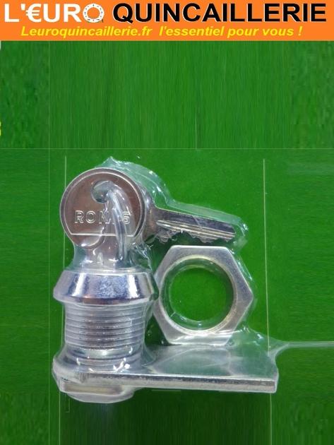 Serrure batteuse boite lettre16mm serrurerie serrures - Quincaillerie paris 16 ...