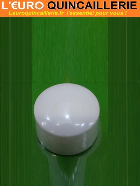 Butoir de porte adh sif blanc quincaillerie butoir for Adhesif de porte