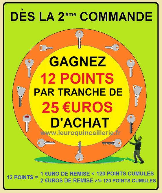 DES LA 2EME COMMANDE