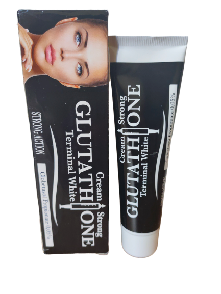 GLUTATHIONE INJECTION  TERMINALE WHITE TUBE ECLAIRCISSANT EXTRA FORT ANTI TACHE