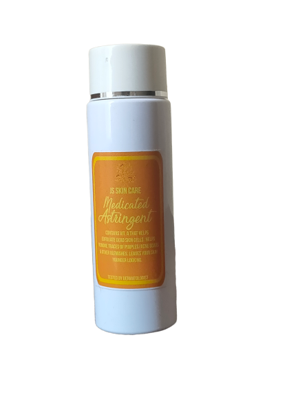 LOTION ECLAIRCISSANTE MEDICATED ASTRINGENT ,  TRACES D\'ACNEE, MELASMA, 60 ml