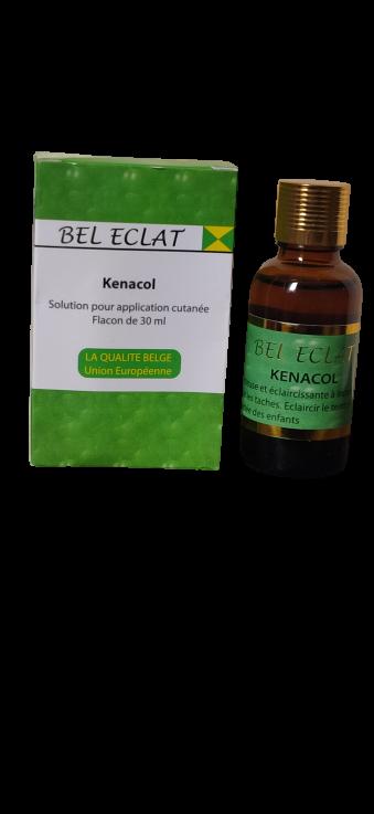 BEL ECLAT KENACOL SERUM EXTRA FORT ANTI TACHE, ECLAIRCIR PIEDS & MAINS 30 ML