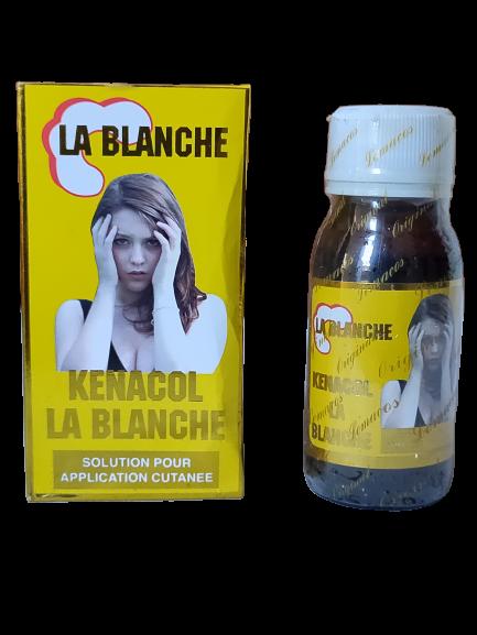 KENACOL LA BLANCHE CONCENTRÉ  TRÈS ÉCLAIRCISSANTE ET EFFICACE