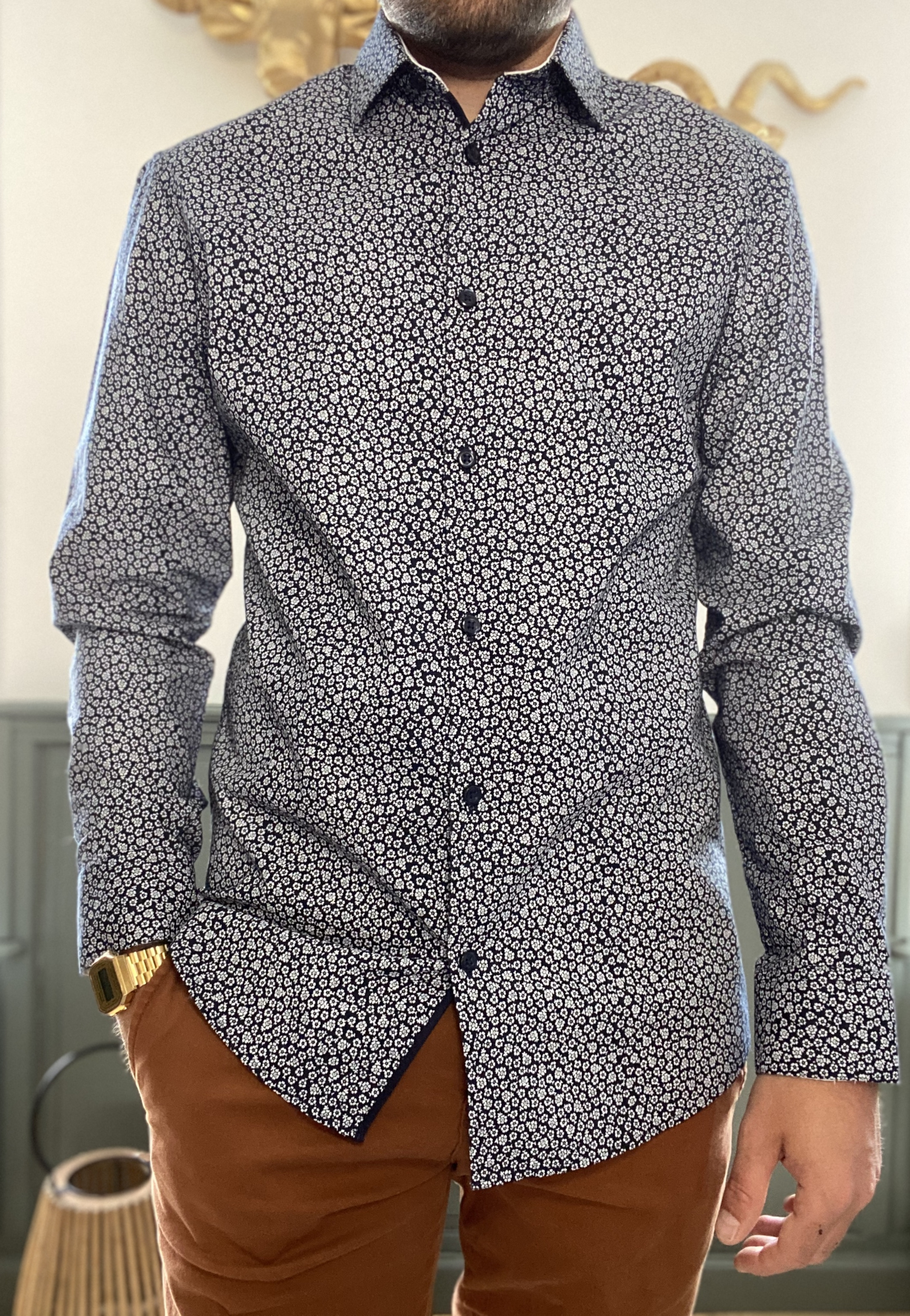 Chemise William