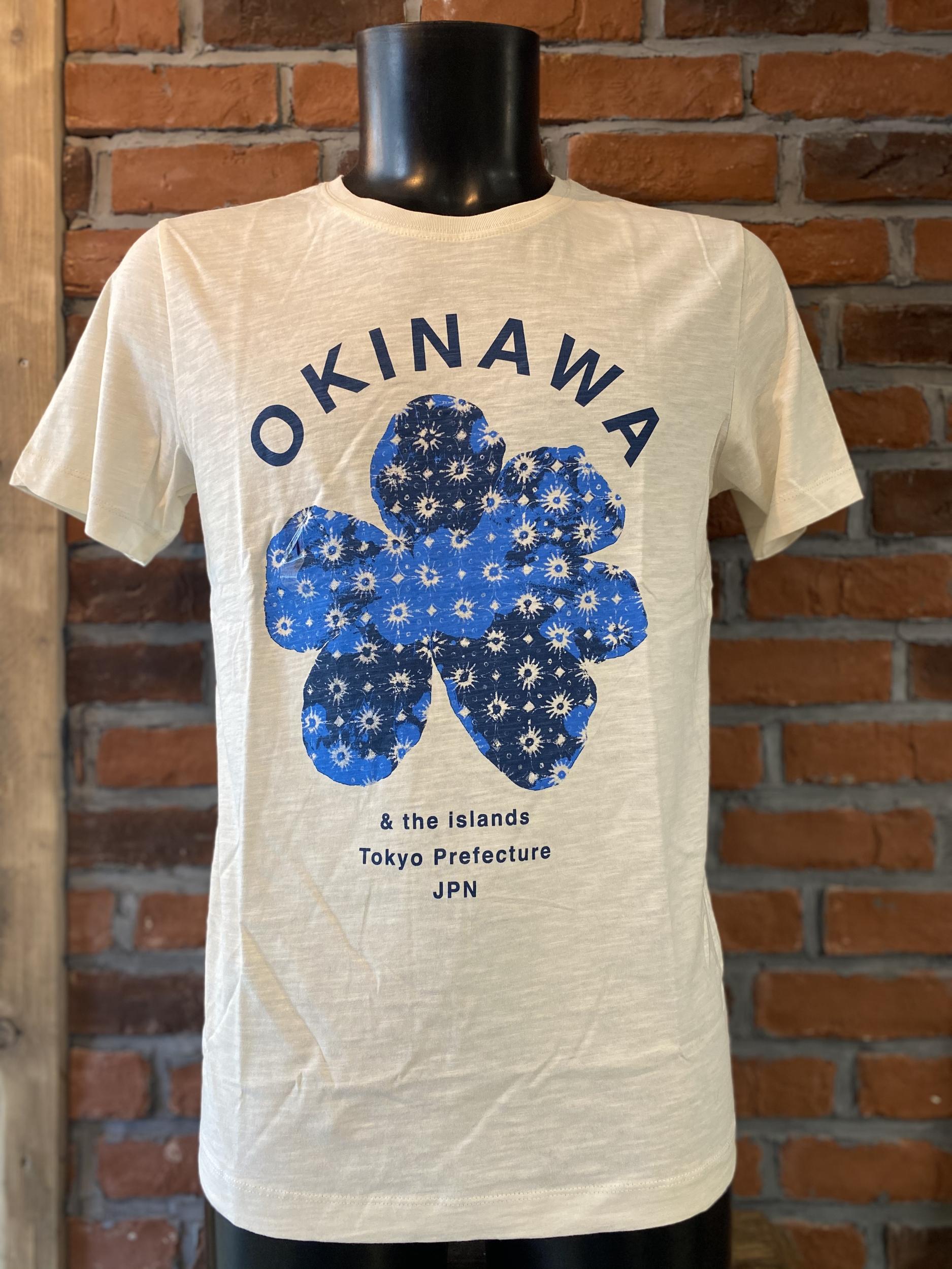 Tee shirt Okinawa