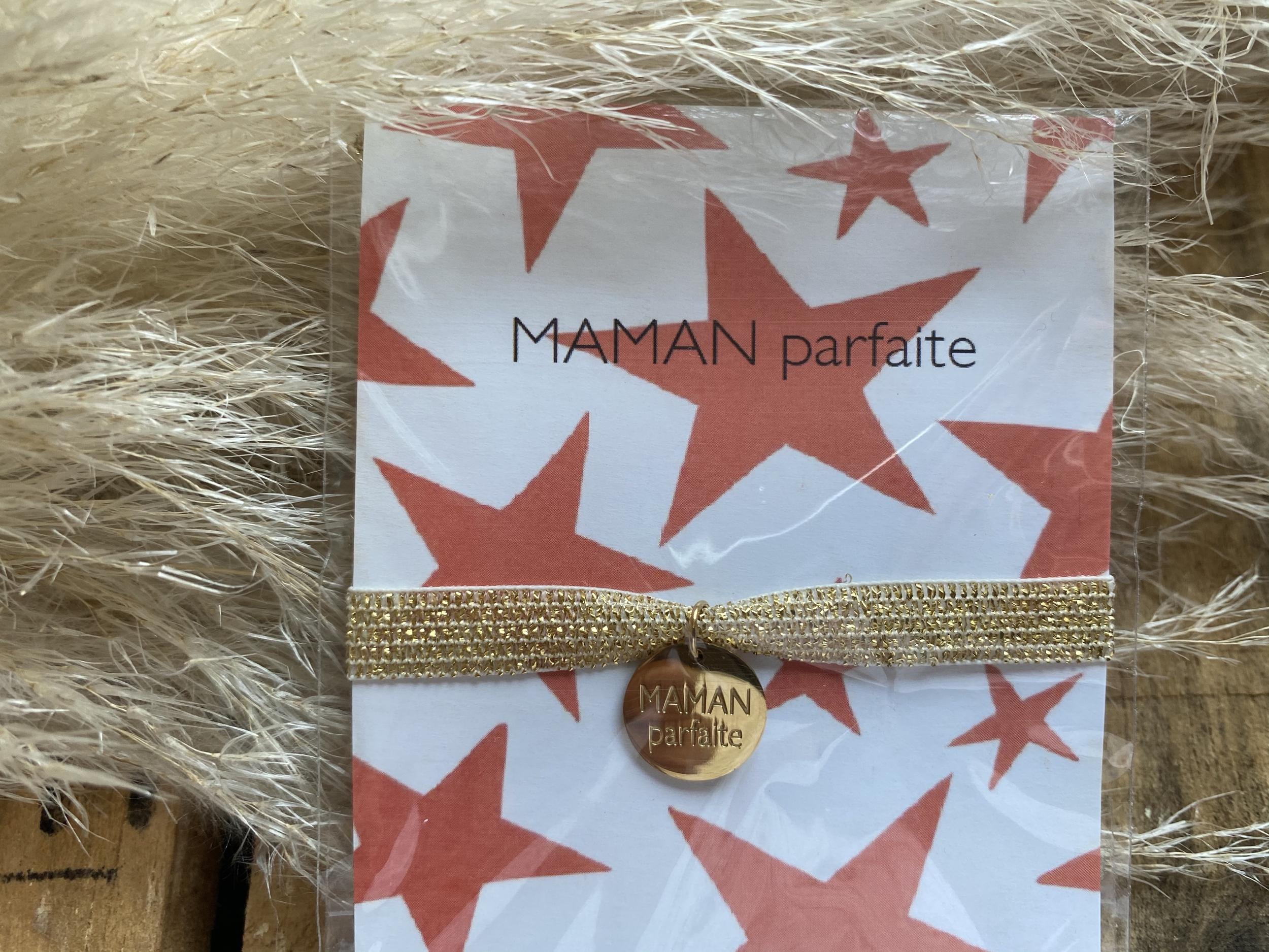Bracelet Maman parfaite