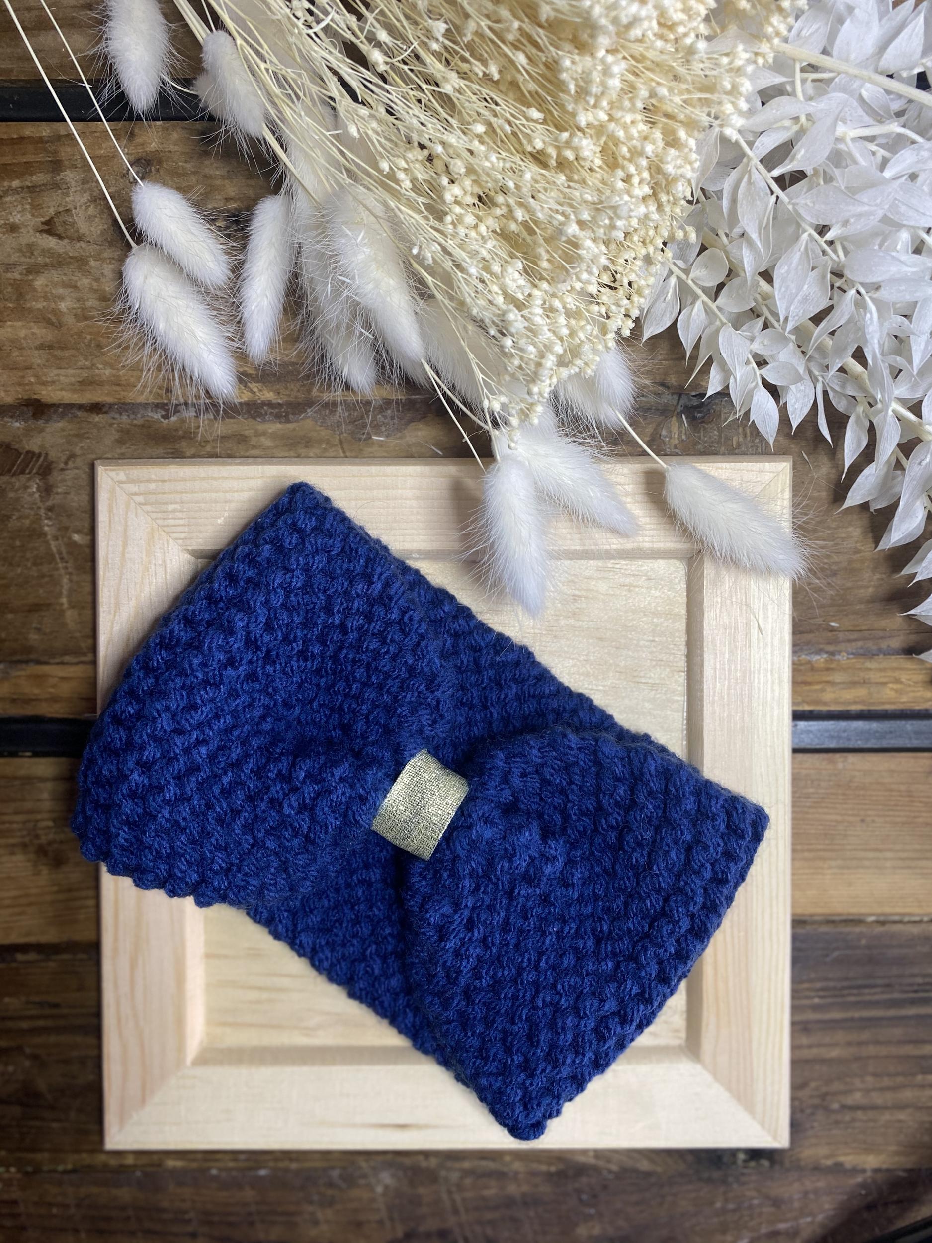 Bandeau Antoinette Bleu jeans