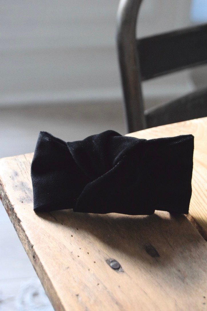 Barettrettes Ines noir