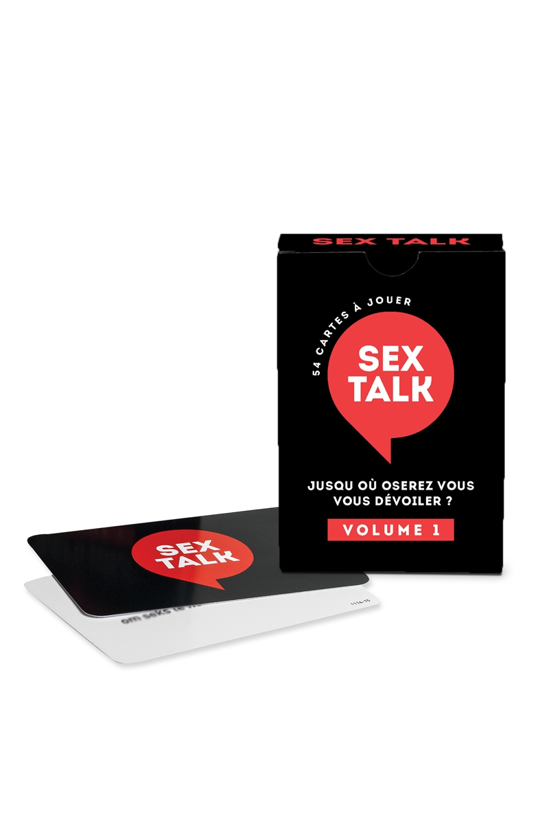 Jeu coquin Sex Talk Volume 1