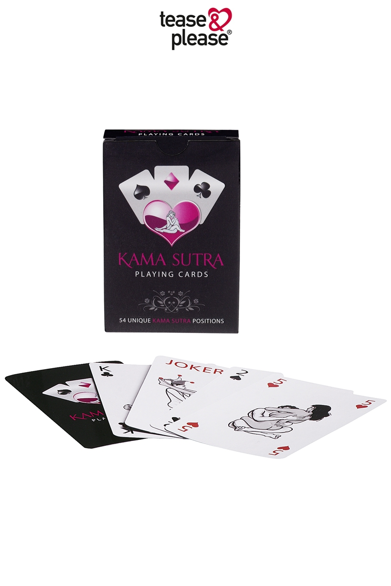 Jeux de cartes Kamasutra
