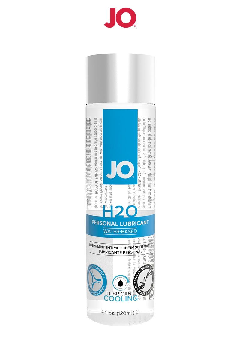 Lubrifiant H2O effet frais