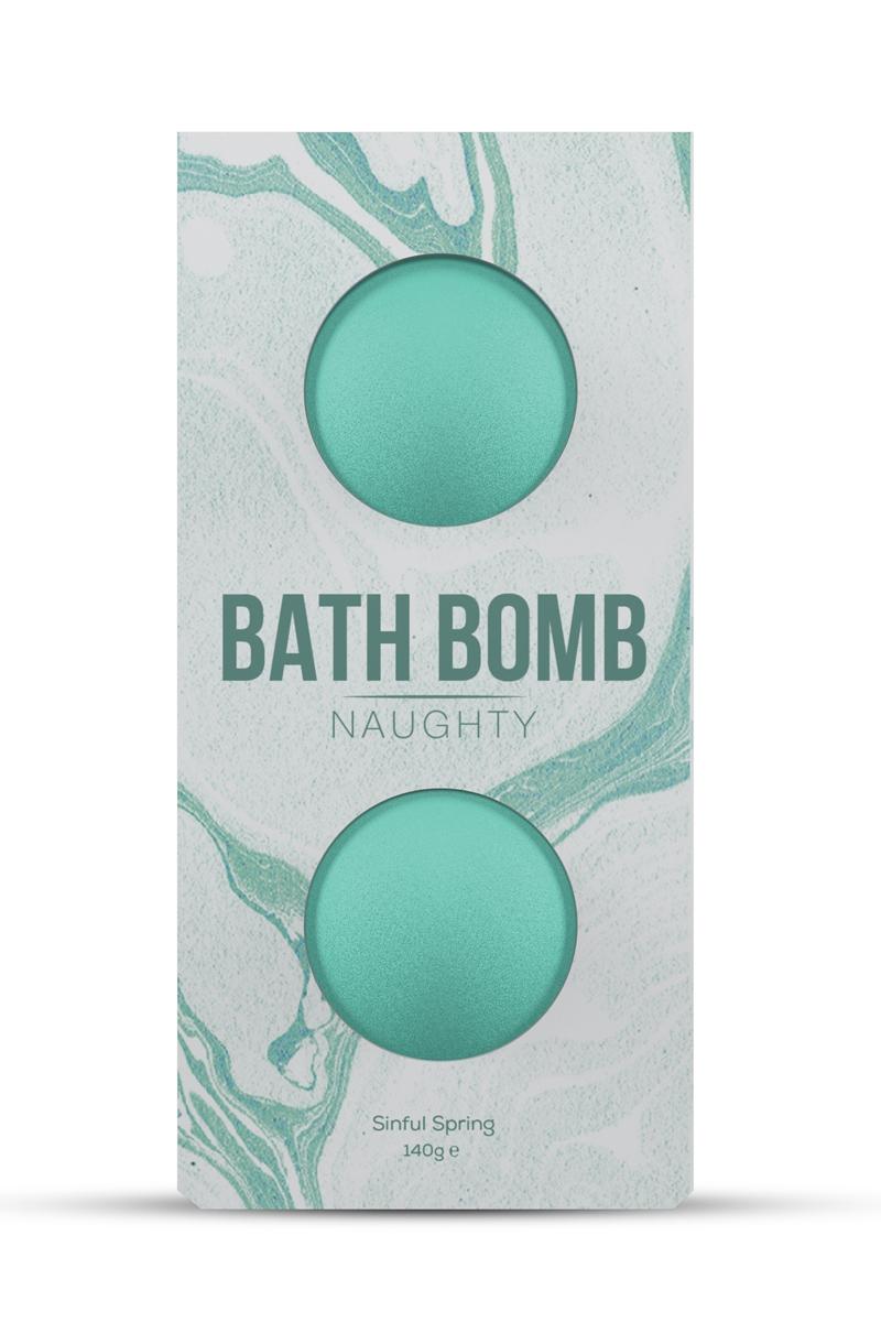 2 Bombes de bain Naughty