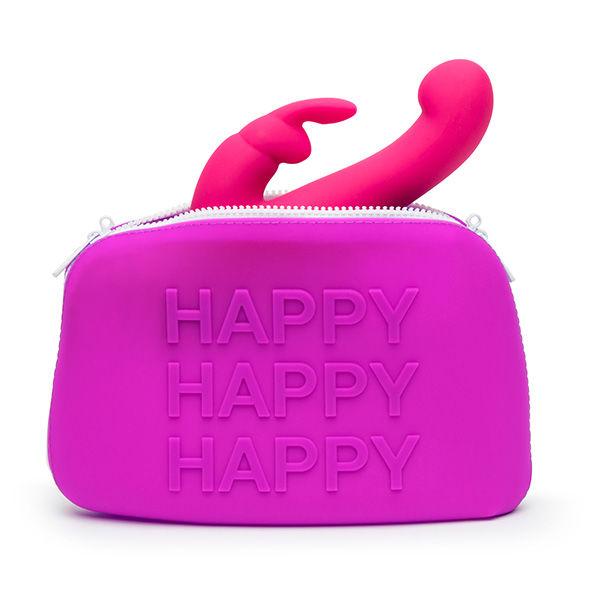 Trousse de rangement Happy Rabbit - violet