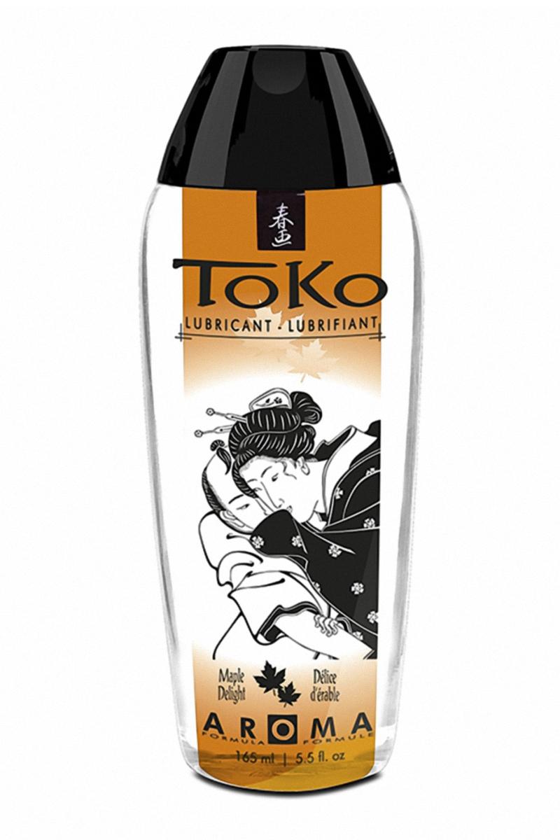 Lubrifiant à base d\'eau Toko Aroma - délice d\'érable - Shunga
