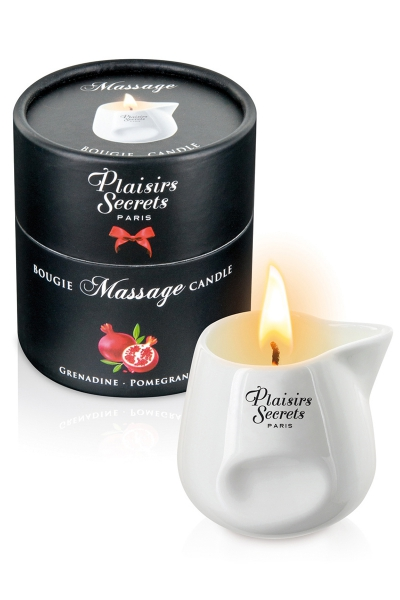 Bougie de massage - Grenadine