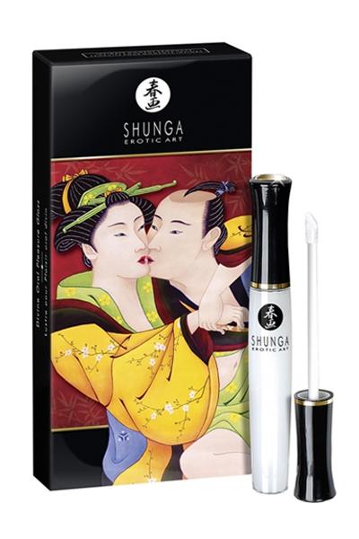 Gloss Divin oral plaisir effet chaud/froid - Shunga