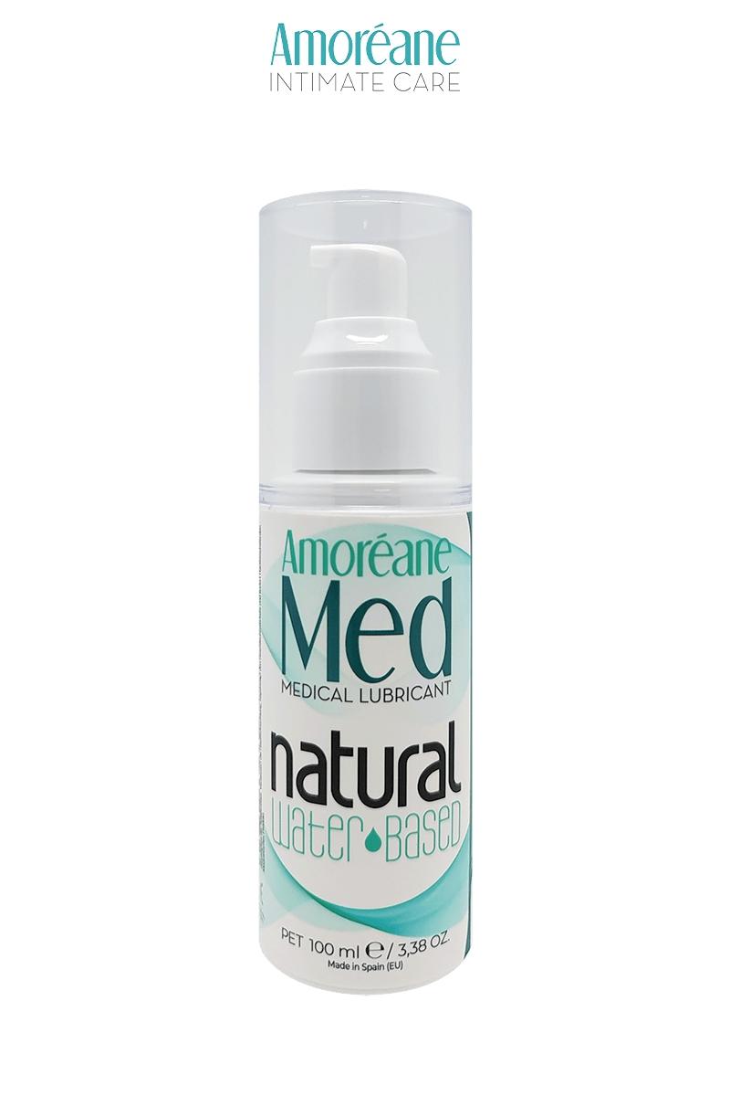 Lubrifiant naturel base eau 100ml - Amoreane Med