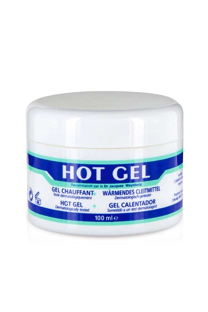 Lubrifiant chauffant Hot gel - Lubrix