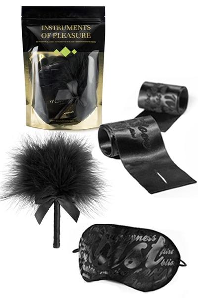Set bondage Instruments de Plaisir Green Level - Bijoux Indiscrets