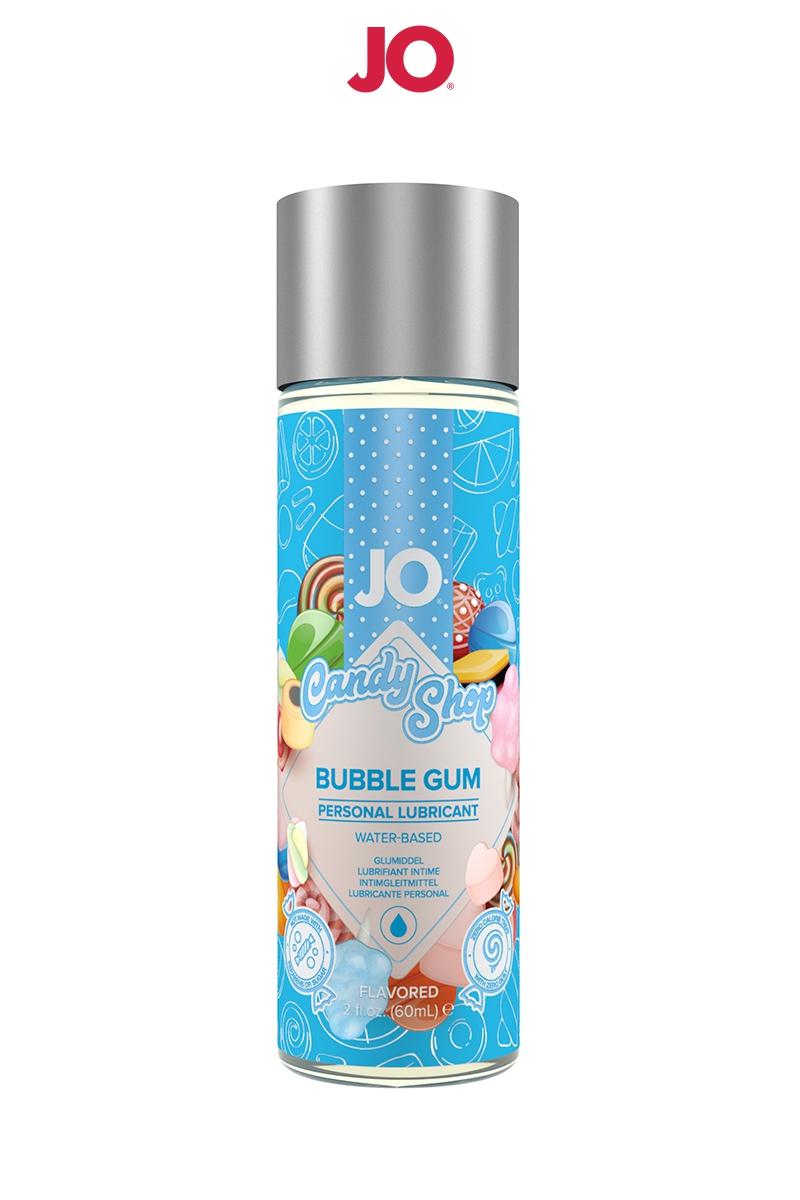 Lubrifiant aromatisé Bubble gum