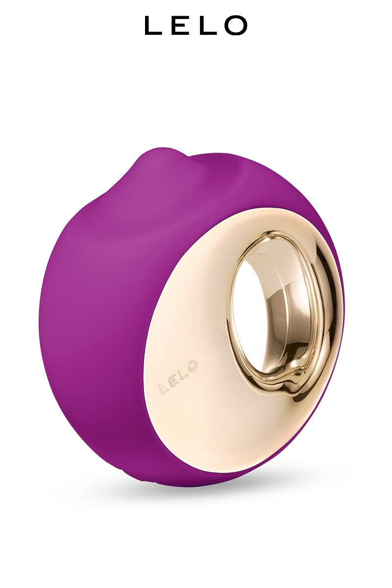 Stimulateur simulateur de cunnilingus Ora 3 violet - Lelo