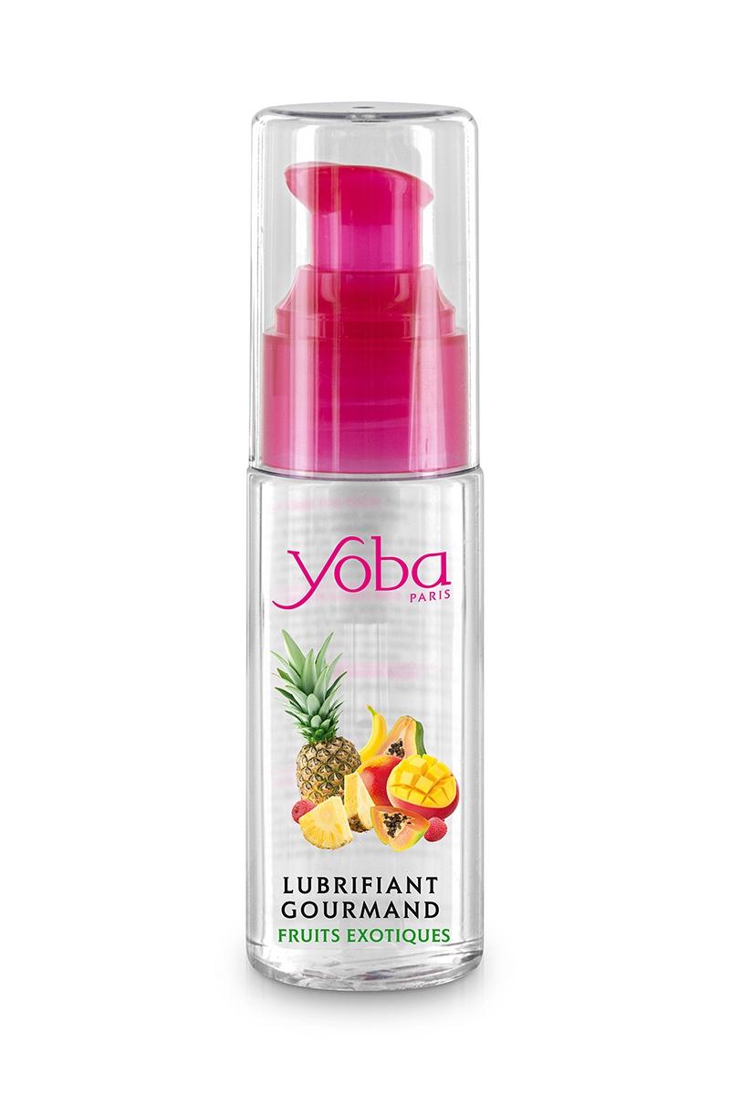 Lubrifiant Yoba parfumé Fruits Exotiques 50ml